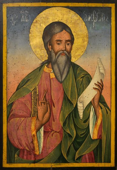 800px-St_Andrew_the_Apostle_-_Bulgarian_icon